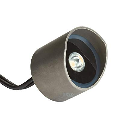 Kichler 15711SS27 2-in-1 LED Accent, Stainless Steel