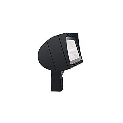 RAB FXLED150SF - 150 Watt - LED - Landscape Lighting - Flood Light Fixture - 120/208/240/277 Volt - Bronze Finish