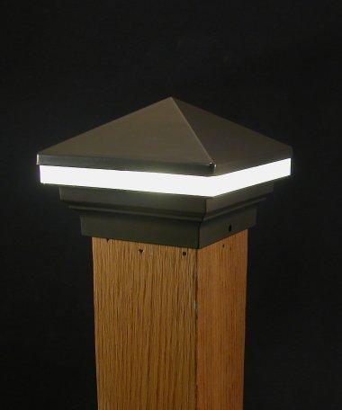 Iris Anello 12V Deck Light, 3-1/2