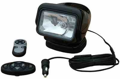 Golight Stryker GL-3049-M Wireless Remote Control Spotlight - 2 Remotes - Magnetic Base