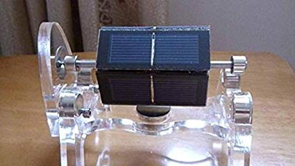 Sunnytech Solar Mendocino Motor Magnetic Levitating Educational Model (QZ15)