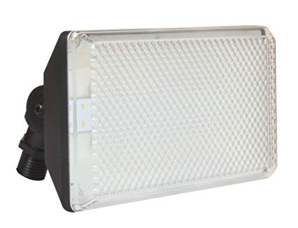 OAFX Lighting TPDW70050LBK Black TPDW Series Landscape LED Flood Light